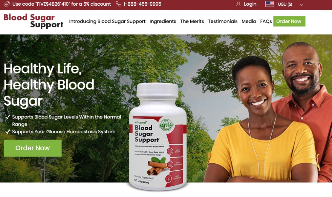 Blood Sugar Support  in Canada