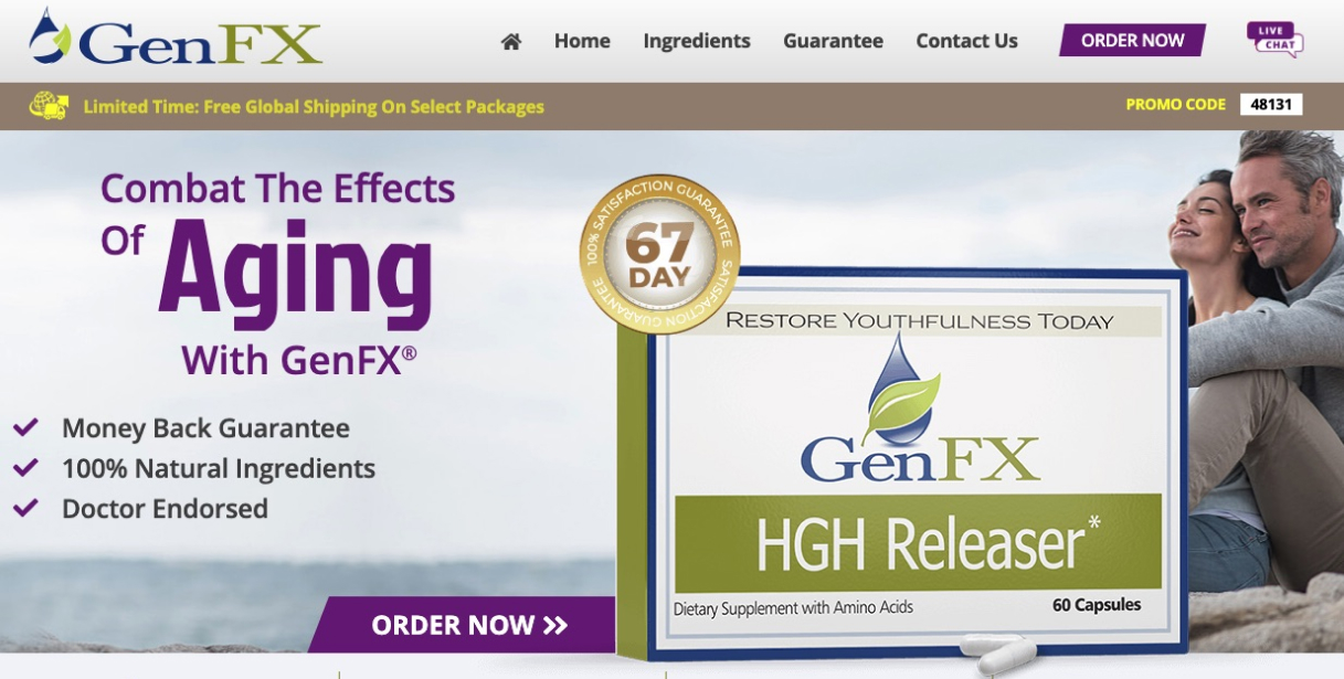 GenFX in Canada