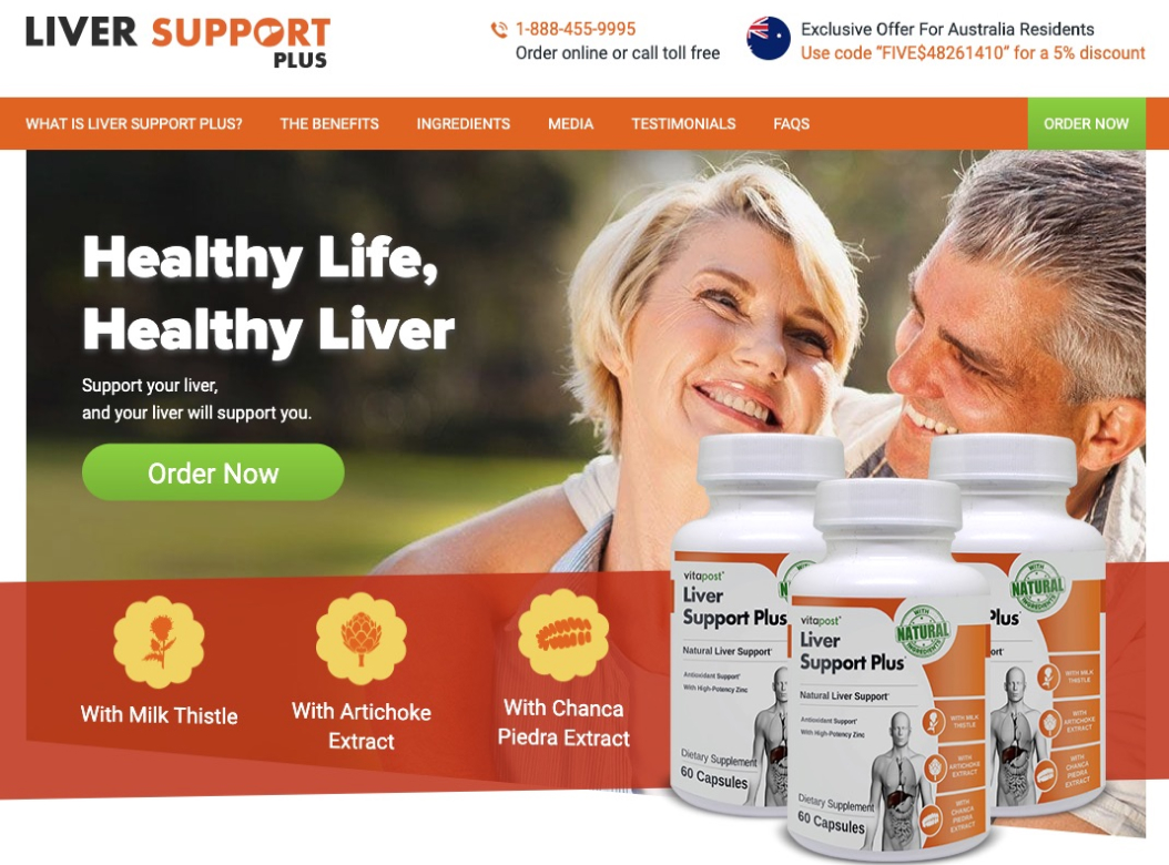 Liver Support Plus in Canada