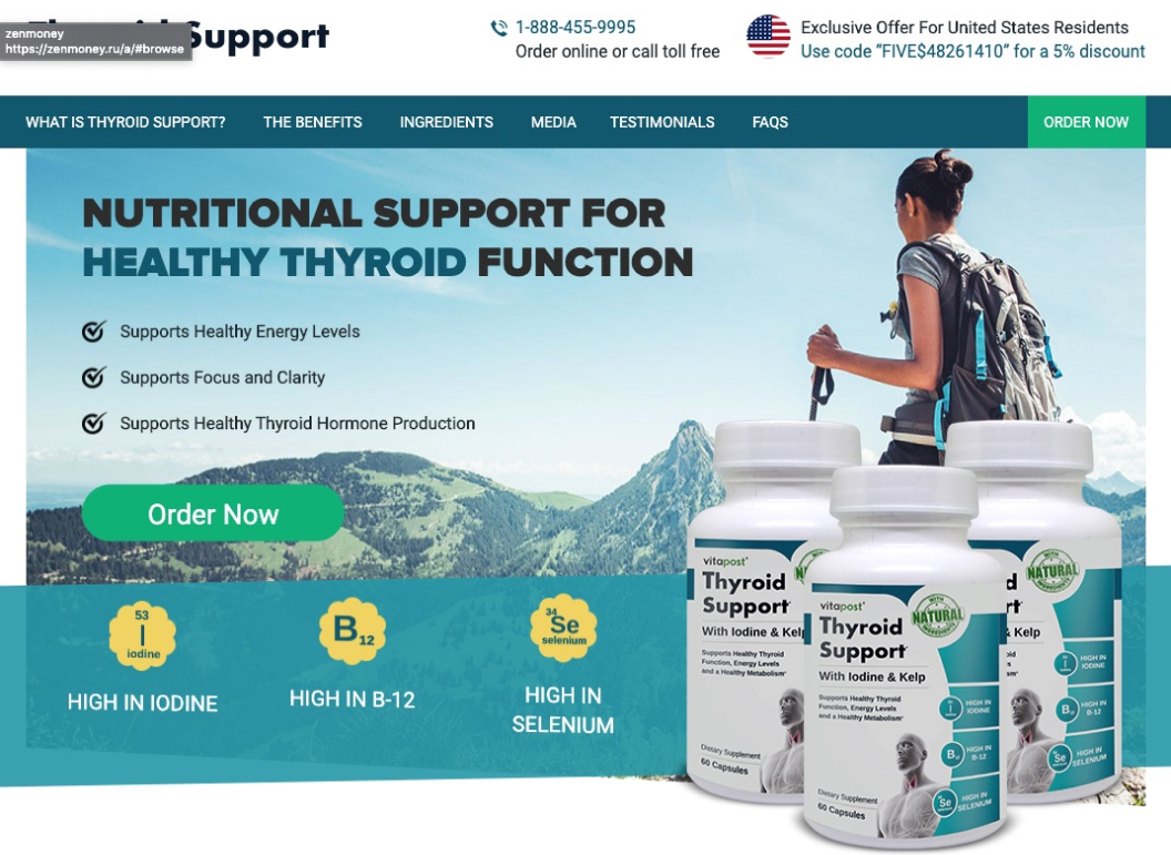 Thyroid Support in Canada